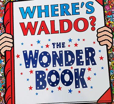 where's waldo the wonder book